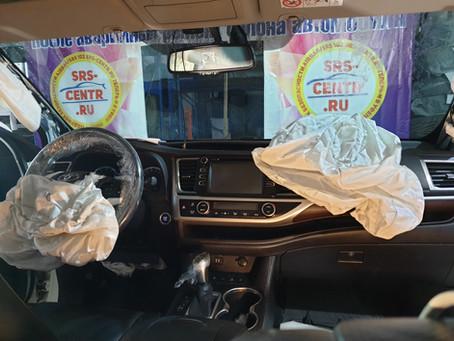 После аварийный ремонт интерьера вашего автомобиля. Ремонт Airbag/SRS. Ремонт ремней безопасности.