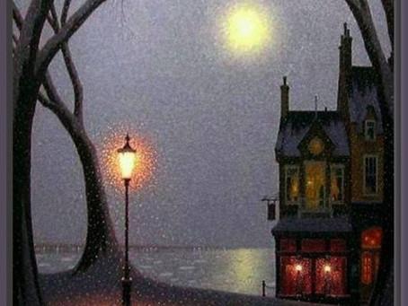 Ночь,улица,фонарь,аптека....