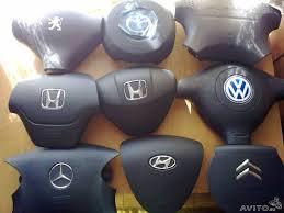 Крышки в руль с Airbag