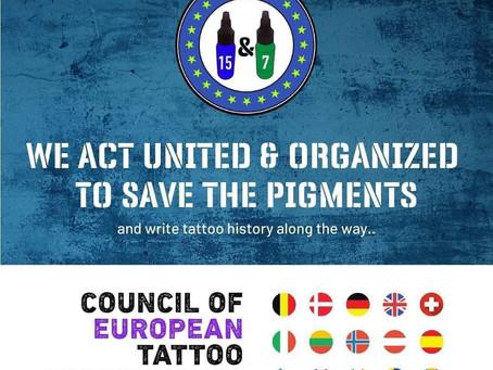 Important - Save the Pigments - CETA - ATB - MAJ sur le situation des pigments en Europe le 08/04/21