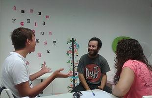 Cursos de conversación de inglés