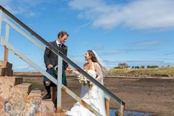 East Lothian Wedding Dunbar