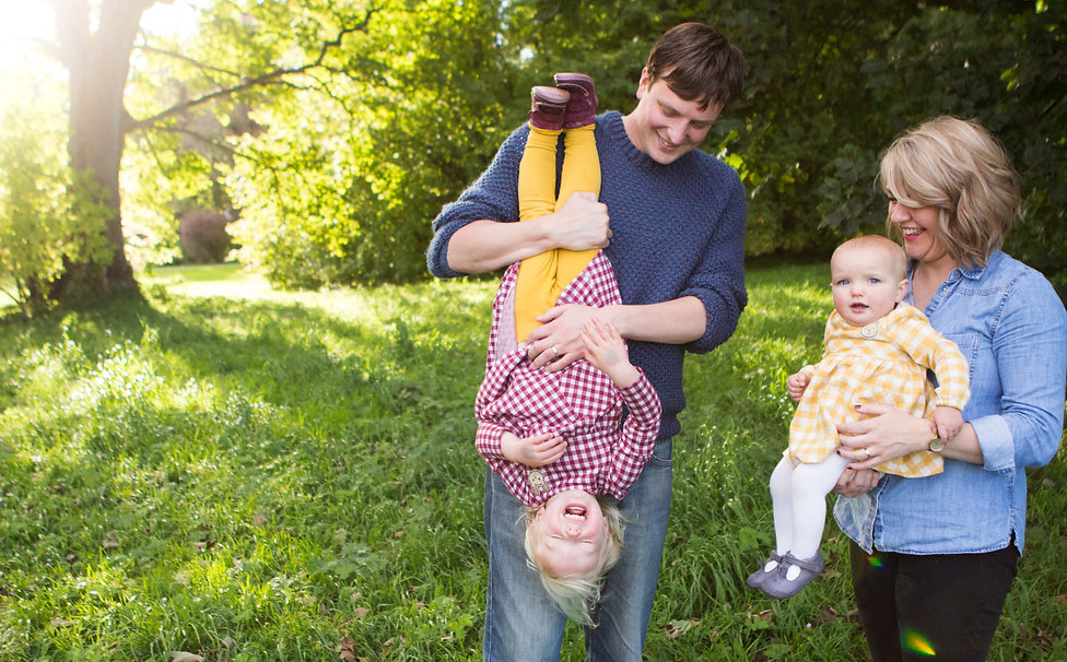 East Lothian Family photograhy