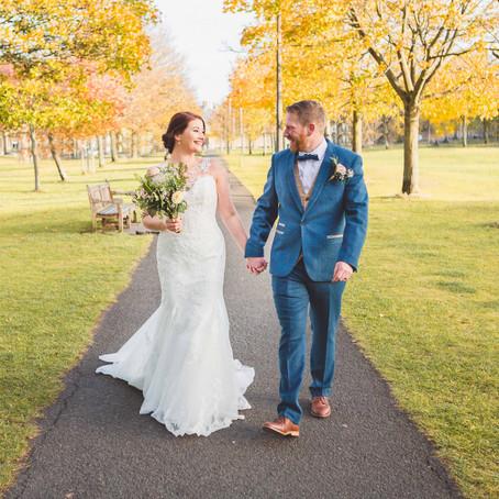 Steffi + Gareth   Wedding   Bruntsfield Hotel