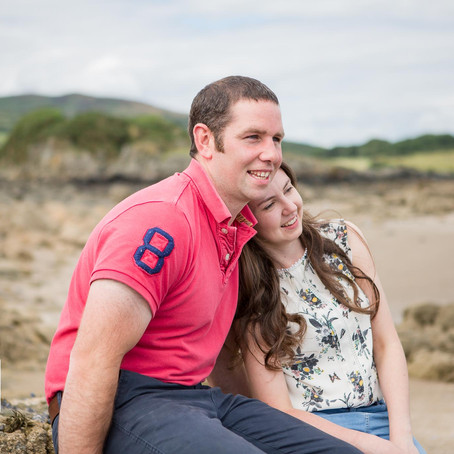 Rachel + Euan | Engagement