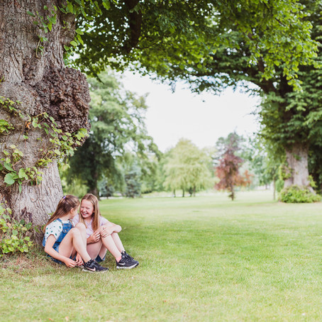 Aitchison | Family photosession | Merchiston Castle grounds
