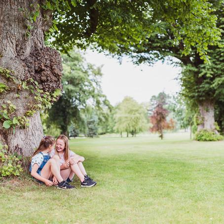 Aitchison   Family photosession   Merchiston Castle grounds