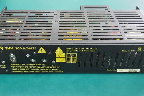 SMM 200 NT-M23 weir Power Supply