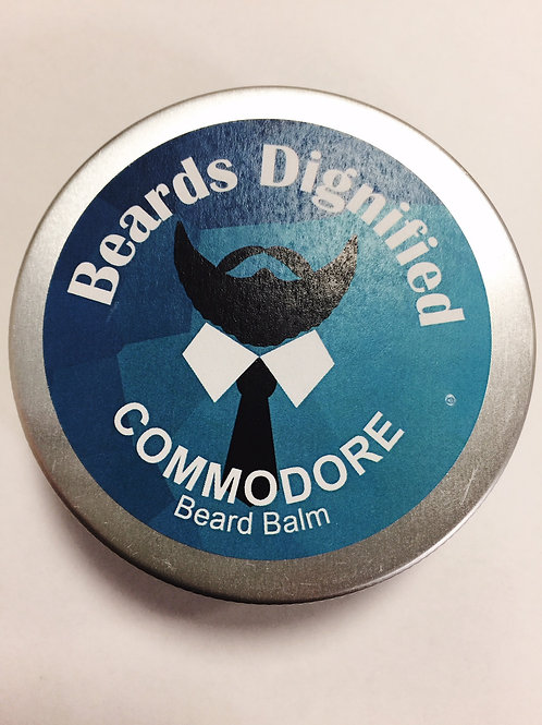 Commodore Balm - Bay rum and lime