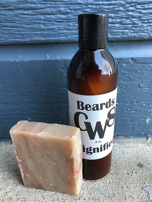 CoWash & Beard/Body Bar