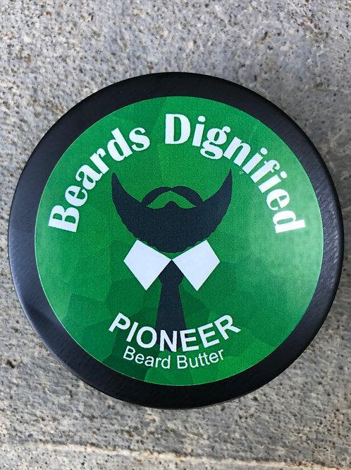 Pioneer Butter - Birchwood Oud, Frankincense, Myrrh, Lemon
