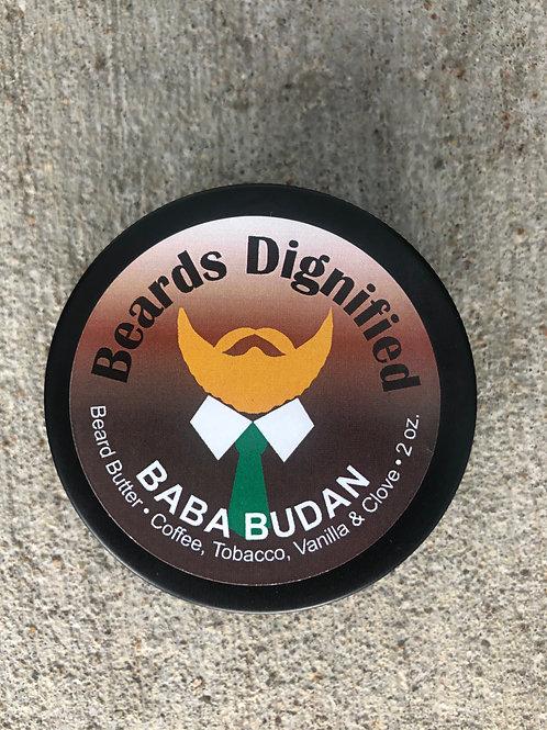 Baba Budan Butter - Coffee, Tobacco, Vanilla and Clove