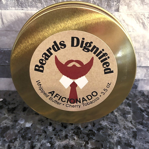 Aficionado Whipped Butter - Cherry Tobacco and Cedarwood