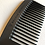 Thumbnail: Chicago Comb Co. Model No. 8 Carbon Fiber