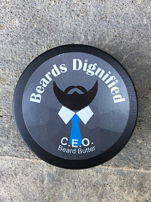 CEO Butter - Leather and Cedar