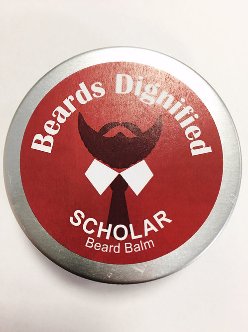Scholar Balm - Peppermint, Black Oud, Orange