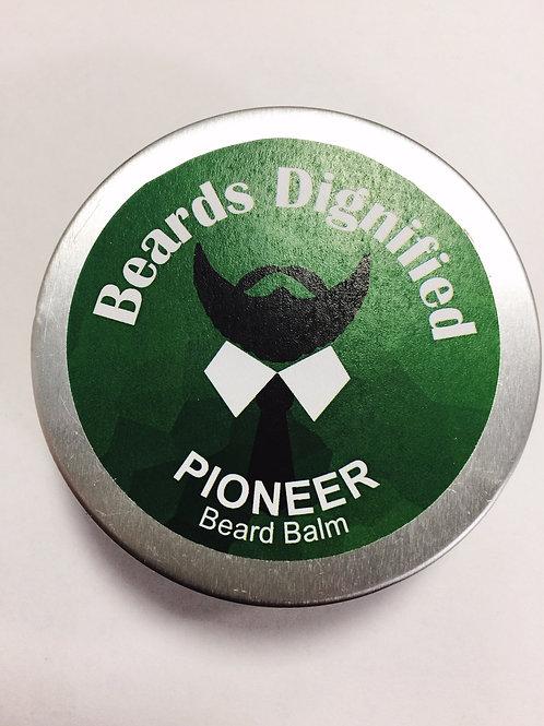 Pioneer Balm - Birchwood Oud, Frankincense, Myrrh, Lemon