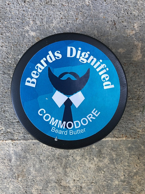 Commodore Butter - Bay rum and lime