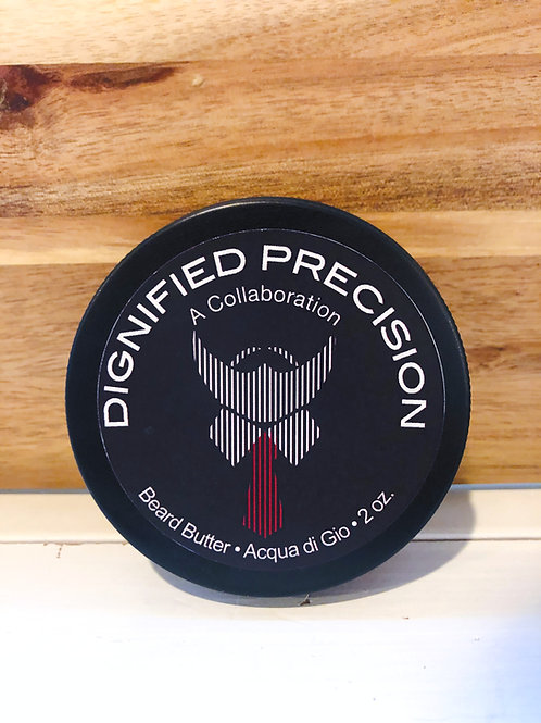 Dignified Precision Butter - Acqua di Gio