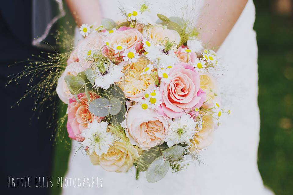 Amy, The Flower Cabin, South West Florist, Somerset, Wiltshire