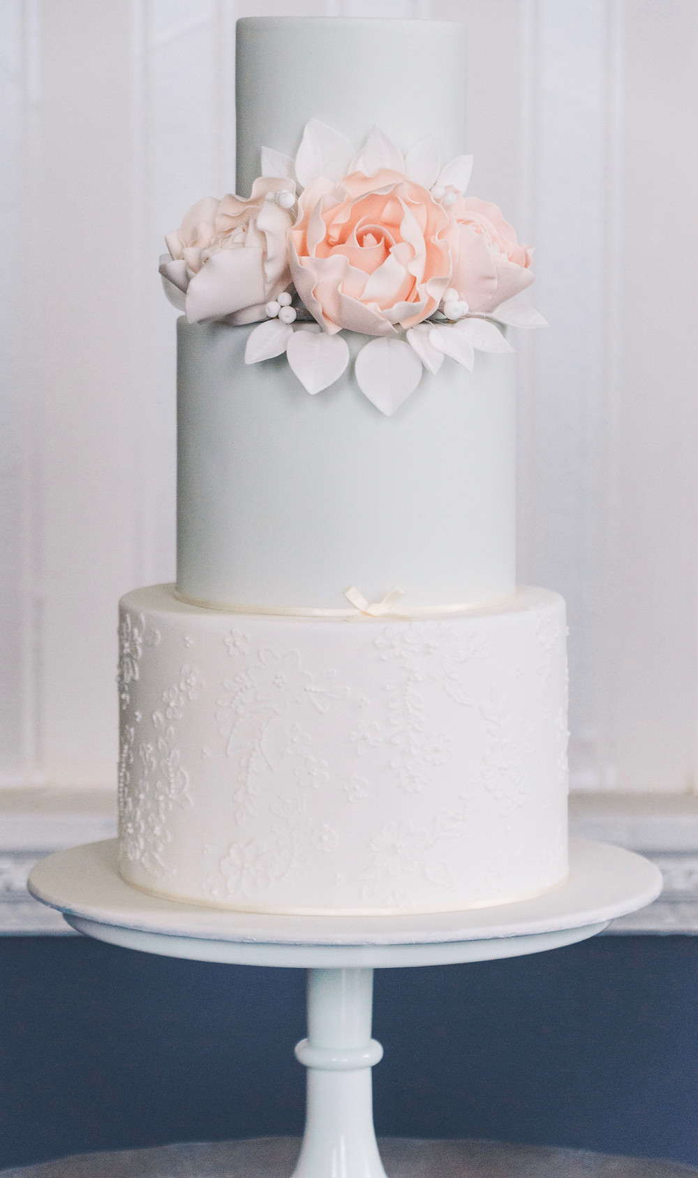 The Wedding Reporters - Cake Designer South West - Zaza Marcelle