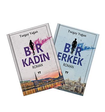 BİR KADIN BİR ERKEK 2'Lİ SET