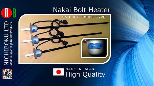 Nakai Bolt Heater