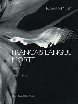 Français langue morte