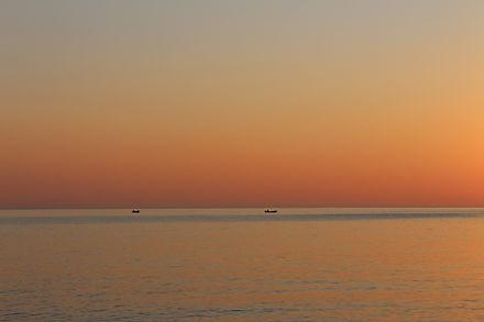 Sea, Greece, photo by Yulia Dotsenko.