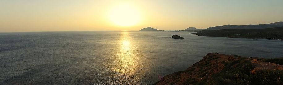 Cape Sounion, Greece, photo by Yulia Dotsenko.