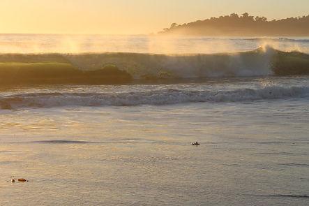 Ocean, Monterey Bay, California, photo by Yulia Dotsenko.