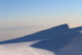 Snow, Mountains. Photo by Yulia Dotsenko.