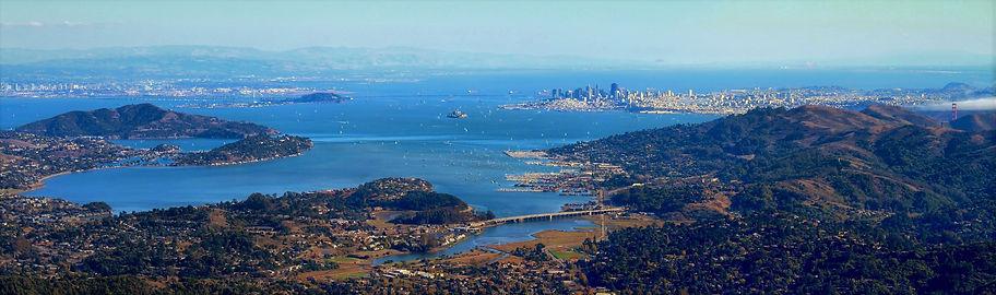 San Francisco, California, photo by Yulia Dotsenko.
