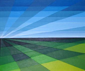 Land Reflection