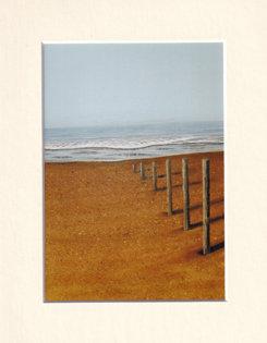 Longshore Drift - print of painting