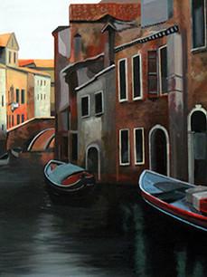 Rio Del Sartori, Venice