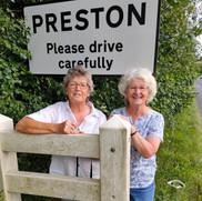 Julia - Preston, Aldbourne, Wiltshire UK