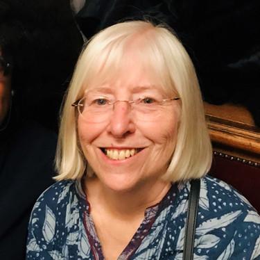 Christine - Preston, London UK