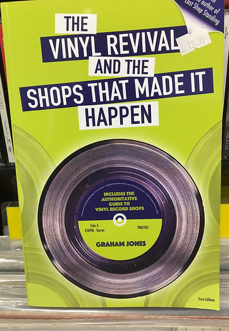 The Vinyl Revival and the Shops that Mad