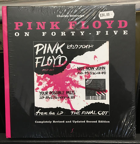 Pink Floyd on Forty Five (Hardcover) by