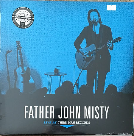 Live At Third Man Records - Father John