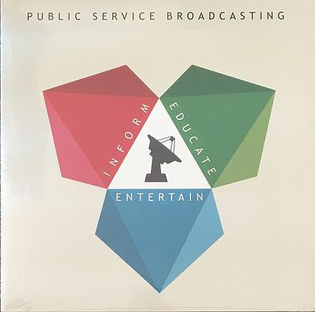 Public Service Broadcasting - Inform, Ed