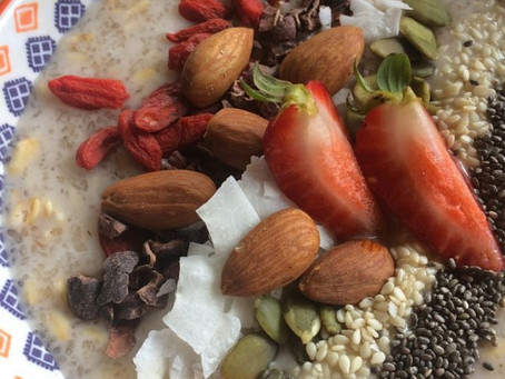 Ryan's Bircher Muesli
