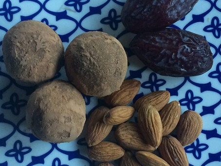 Chocolate and Almond Treats
