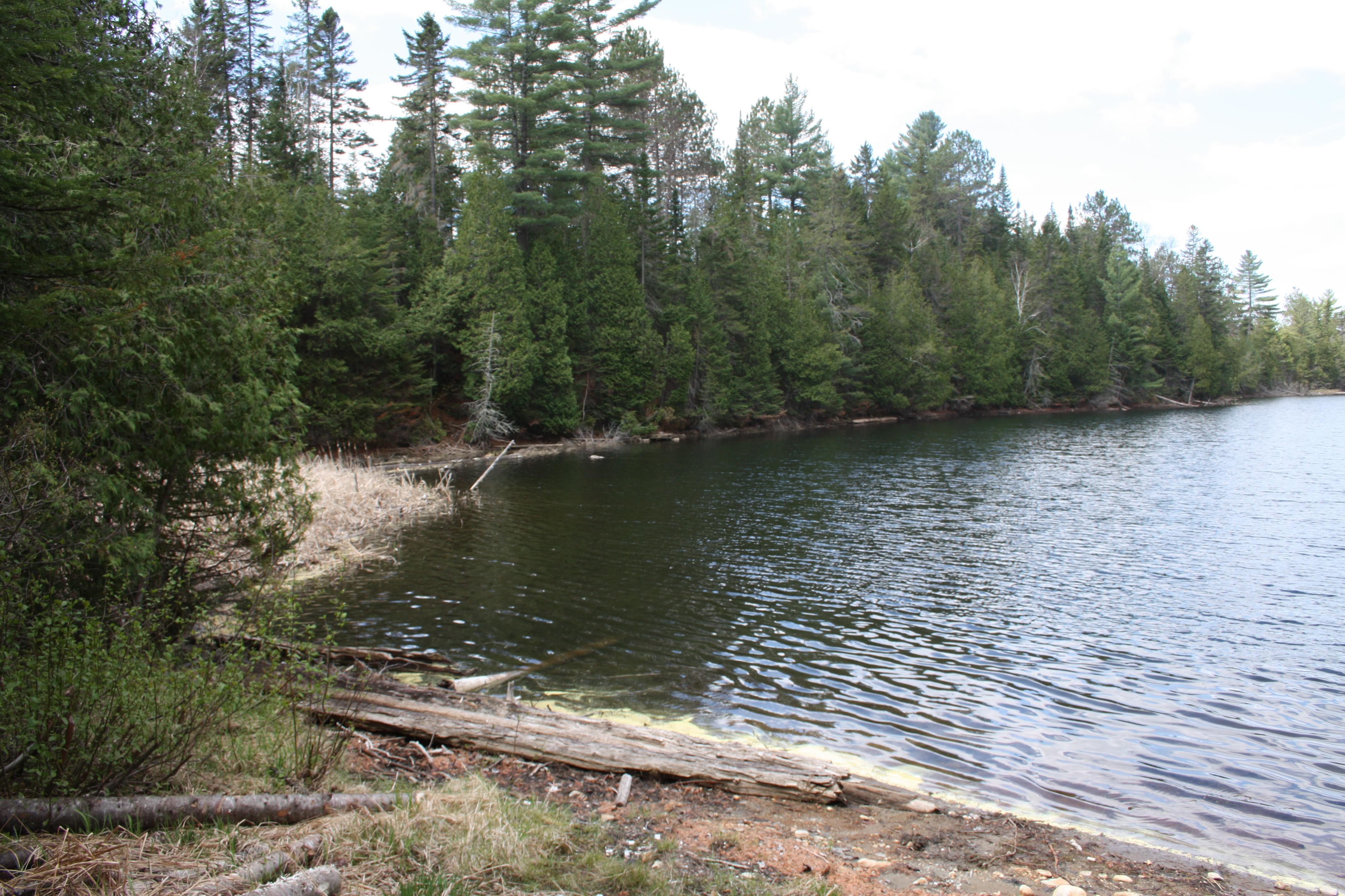 Troisième lac du castor