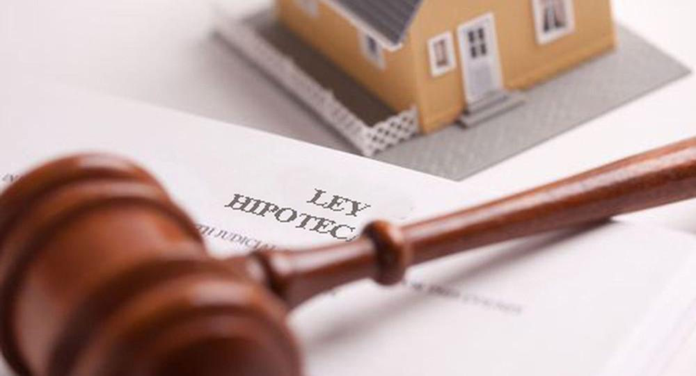 ley hipotecaria españa