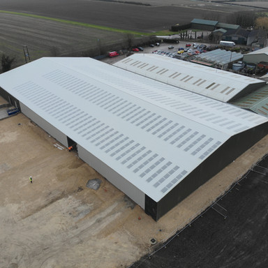 Anwick Garden Centre Extension
