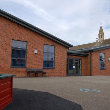 St John the Baptist School
