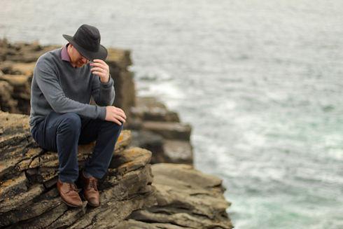 Tom On Cliff.JPG