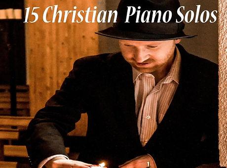 Christian Piano Solos - Cover Square Ima
